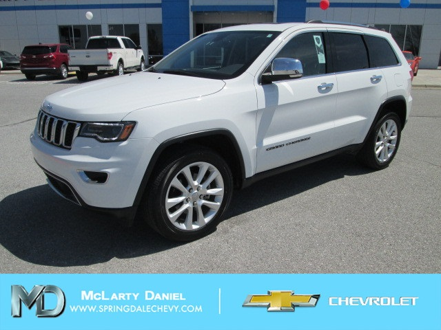 Pre Owned 2017 Jeep Grand Cherokee Limited