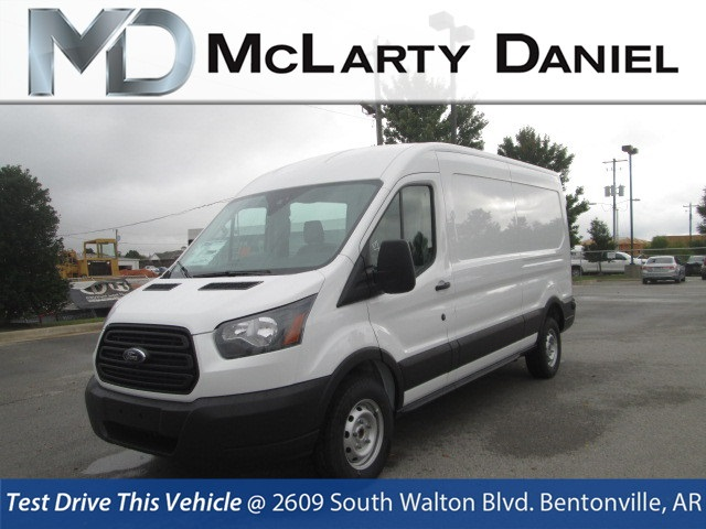 Ford Transit 250 >> New 2019 Ford Transit 250 Base 3d Medium Roof Cargo Van In