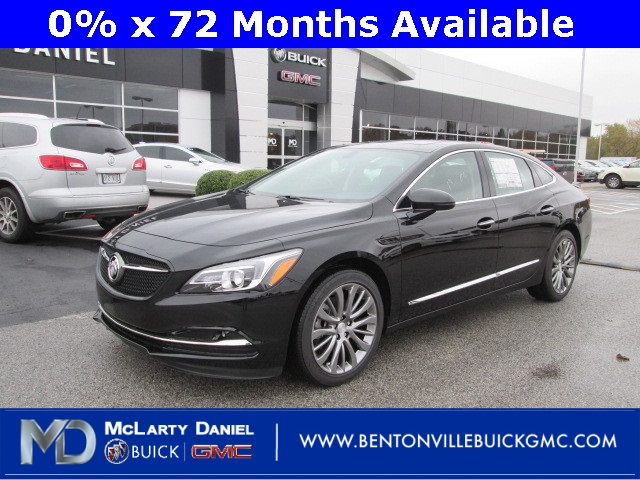 New 2019 Buick Lacrosse Sport Touring 4d Sedan In Bentonville