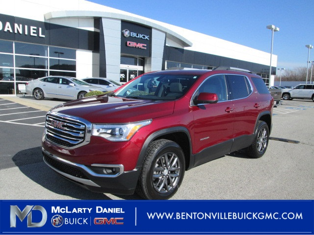 Pre Owned 2017 Gmc Acadia Slt 1