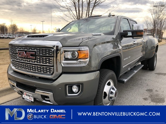 New 2018 GMC Sierra 3500HD Denali
