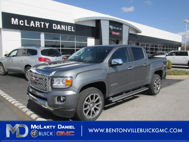 Gmc Canyon Denali >> New 2019 Gmc Canyon Denali 4d Crew Cab In Bentonville K1241633