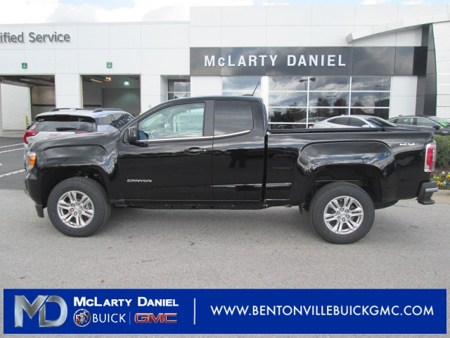 New 2019 Gmc Canyon Sle1 4d Extended Cab In Bentonville K1168159