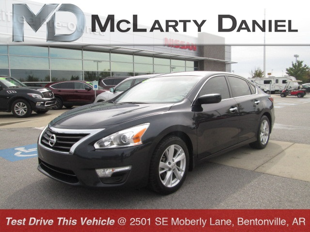 Certified Pre Owned 2014 Nissan Altima 2.5 SV
