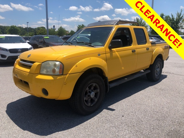 Pre-Owned 2003 Nissan Frontier XE 4D Crew Cab in Bentonville #3C449774 | McLarty Daniel Automotive
