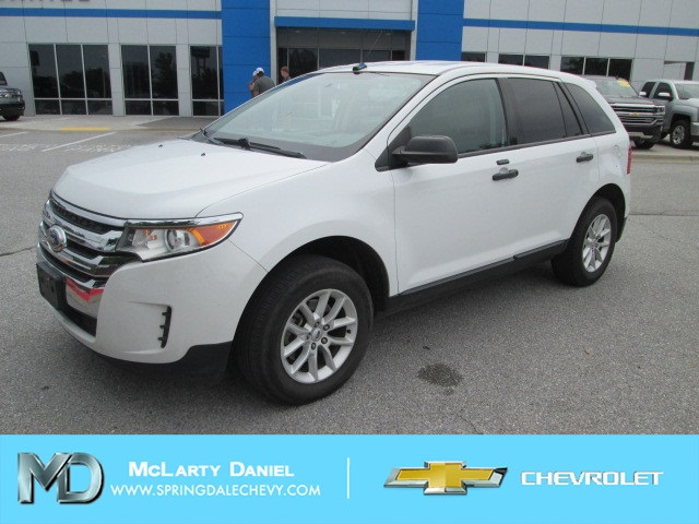 2014 Ford Edge Se >> Pre Owned 2014 Ford Edge Se 4d Sport Utility In Bentonville