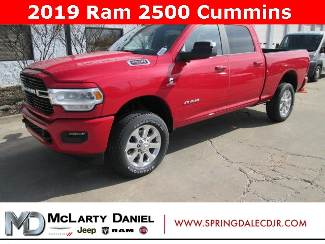 New 2019 Ram 2500 Big Horn 4WD