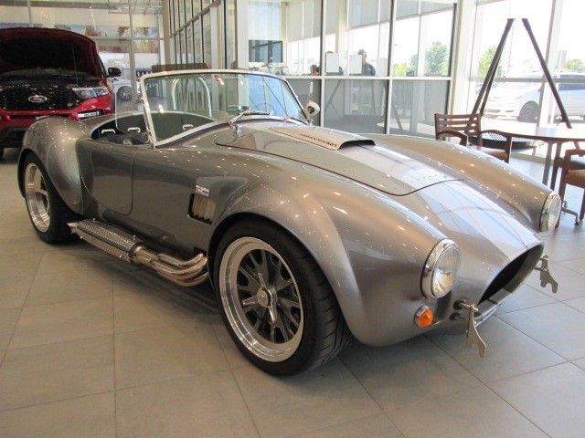 Pre-Owned 2015 Ford KIT 65 COBRA REPLICA BACKDRAFT RACING