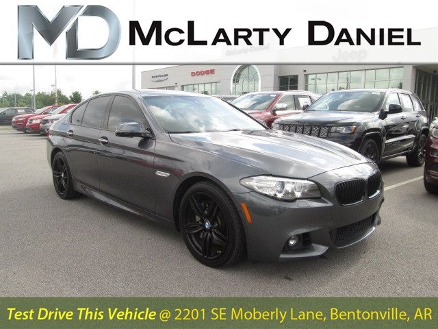 Pre-Owned 2016 BMW 5 Series 550i xDrive AWD