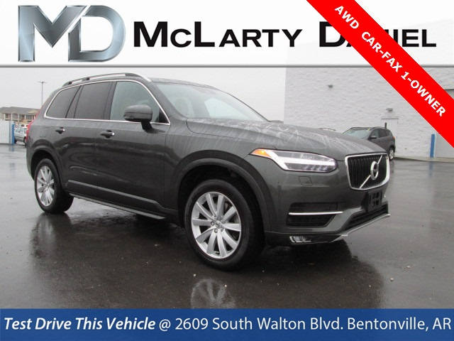 pre-owned 2018 volvo xc90 t6 momentum 4d sport utility in