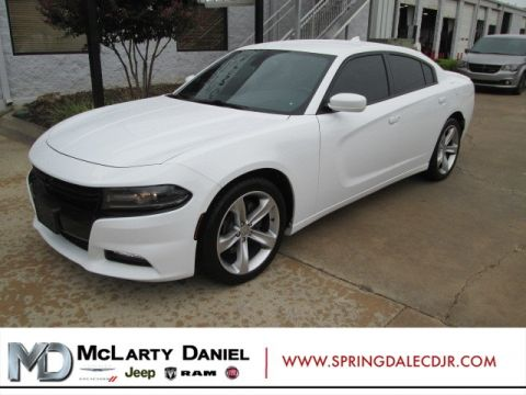 Certified Pre-Owned 2016 Dodge Charger R/T