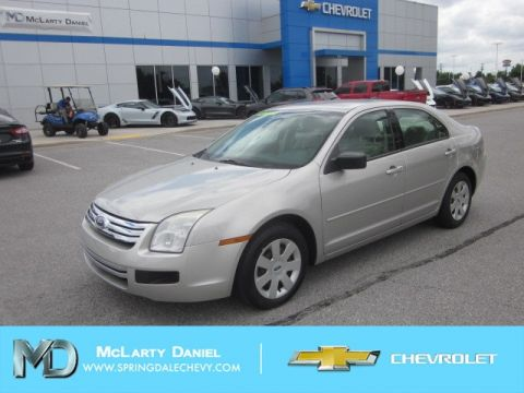 Pre-Owned 2007 Ford Fusion S