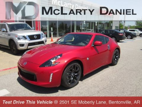 New 2018 Nissan 370Z Touring