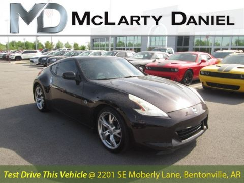 Pre-Owned 2011 Nissan 370Z Base