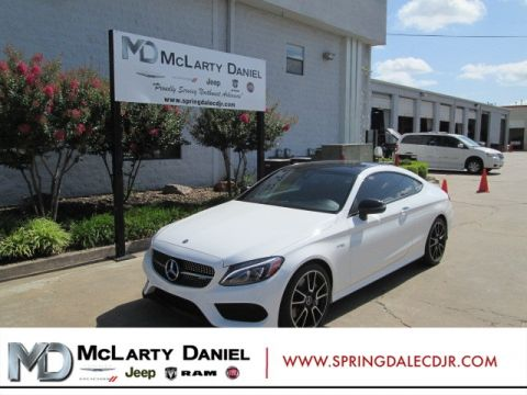 Pre-Owned 2017 Mercedes-Benz C-Class C 43 AMG
